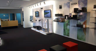 ANGELL Sound Vision Showroom