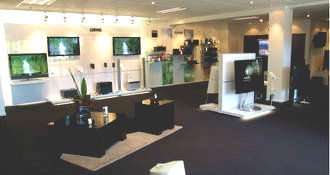 ANGELL Sound Vision - showroom